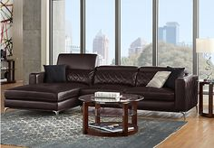 Sofia Vergara Sorrento Black Cherry 5 Pc Sectional Living Room Set includes End Table(s), Cocktail Table, Lamp & 2 Pc Right Arm Chaise Sectional. Find affordable Living Room Sets for your home that will complement the rest of your furniture. Rooms To Go Furniture, Furniture Sets, Dump Furniture, Furniture Decor, Red Living Room Set, Living Rooms, Living Area, Sectional Living Room Sets, Sectional Couches