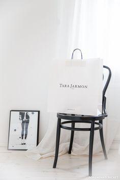 Black and White I Home I Shopping I Tara Jarmon