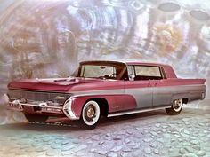 casey/artandcolour/cars: Yes, One More '58 Continental!