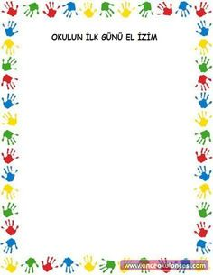 Primary School, Pre School, Back To School, Welcome Boards, Preschool Art Activities, Diy And Crafts, Arts And Crafts, First Grade, Coloring Pages