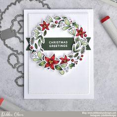 My creative journey Beautiful Christmas Cards, Christmas Makes, Christmas Holidays, Christmas Crafts, Happy Holidays, Christmas Ideas, Card Making Inspiration, Christmas Inspiration, Karten Diy