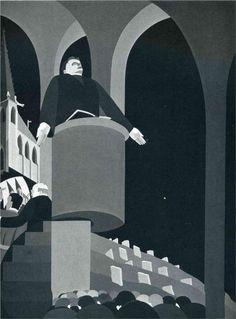 Untitled, 1935-John Vassos - by style - Art Deco