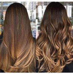 70 Ombre Hair Color Ideas For Blonde Brown Black Balayage Hair - TopBestLife - Part 17 Black Balayage, Black Hair Ombre, Brown Hair Balayage, Brown Blonde Hair, Hair Color Balayage, Balayage Hair Brunette Caramel, Balayage Hair Caramel, Hair Color Highlights Brown, Balyage Caramel