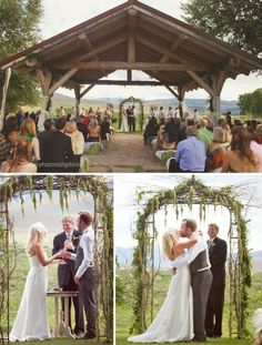 Wedding Arch, moss rustic twigs with twine