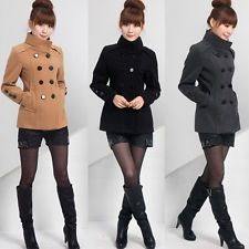 Belted trench coat...