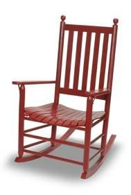 The Coastal Rocker by Troutman Chair Company--made in NC!!!  They have youth rockers, too.