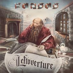 Perhaps the most classically-inclined (progressive) rock group, Kansas was at its hard-driving instrumentation and melodic best with Leftoverture... except for maybe Point of Know Return.