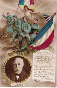 Clemenceau; (collection Michel.T)