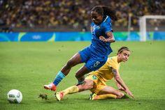 PSG contrata Formiga, estrela do futebol feminino - http://anoticiadodia.com/psg-contrata-formiga-estrela-do-futebol-feminino/