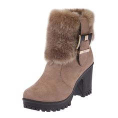 46960a7eabdf2 51 Best winter images in 2019   Boots, Heel boots, Black boots