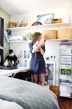 House Tour: A 400 Square Foot Austin Studio Apartment | Apartment Therapy