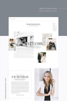 Website Design Inspiration, Best Website Design, Website Design Layout, Blog Layout, Wordpress Website Design, Layout Design, Web Layout, Website Designs, Design Design