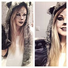big bad wolf costume for women - Google Search