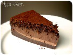 Gateau pain sec chocolat