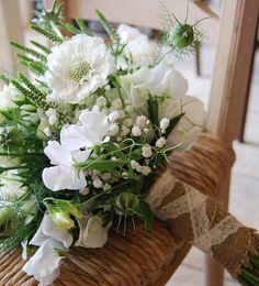 Wild Rustic Vintage Bouquet Bolton