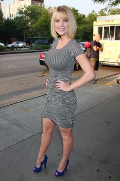 carrie keagan hot red chair