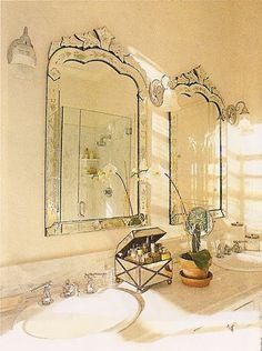 ventian mirrors