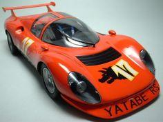 サーキットの狼  フェラーリ・ディノ RS