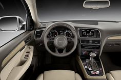 Exact release date of the 2015 Audi is unknown yet, but we expect it to emerge sometime during the first half of this year at some of world's auto show. New will be worth waiting for, due to changes made to its exterior and interior. Audi Q7, Audi Cars, Car Images, Car Pictures, 2015 Cars, Free Cars, Motor Car, Audi Vehicles, Money Magic