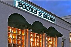 Books & Books, Coral Gables, FL.