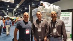 Rob with Paul and Walt of Discount Truckloads - Sponsor for PS101 Meetup August 2016! www.discounttruckloads.com Facebook, Group