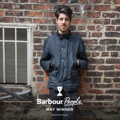 Congratulations to our May #BarbourPeople winner, Charles! He is an avid fan of Barbour and can't wait to take his Barbour Tartan Wax Jacket home with him to New England, USA. Don't forget to share your best #Barbour summer style with us using #BarbourPeople for a chance to win!