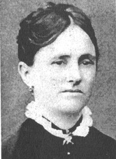 Nikola Tesla's mother, Đuka Tesla