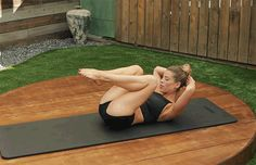 The Ultimate Pilates Ab Workout: Footwork