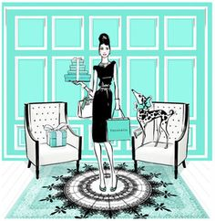 Image of Megan Hess The Audrey Room