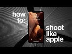 Tutorial: How to shoot cinematic tech videos like apple Apple Commercial, Things To Think About, Things To Come, Emotional Connection, Crisp Image, Video Editing, Filmmaking, Tech, Make It Yourself