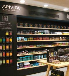 Apivita Athens Store
