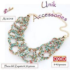 Unik Accessories  Accesorios para dama precios súper accesibles!!!❤️ Entregas los sábados en plaza del zapato  http://www.facebook.com/Unik.accessories.mx
