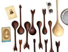 Arrow Spoons