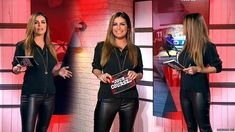 Amelie Bitoun French Presenter 24.11.2017
