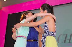 La experiencia Chica E! Venezuela 2012 dejó también lindas amistades, a pesar de la sana competencia.