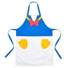 Donald Duck Kitchen Apron