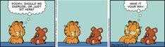 Garfield by Jim Davis for Mar 5, 2018 | Read Comic Strips at GoComics.com