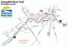 Philadelphia - Schuylkill River Trail