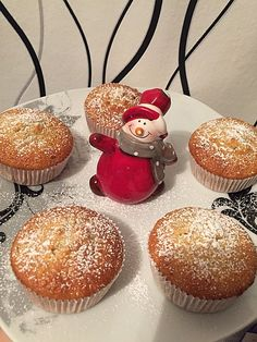 Apfel - Marzipan - Muffins 10