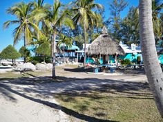 The BEST place to spend Christmas, camping at Fiesta Key, Florida.