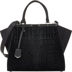 fa4643cf21 Hot Handbags Leather Satchel Handbags, Satchel Purse, Leather Purses, Clear  Handbags, Fendi
