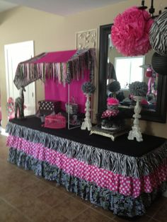 Diva Baby Shower at Special Occasions Event Center