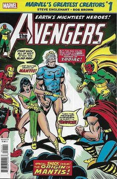 The Avengers Issue - Read The Avengers Issue comic online in high quality Comic Book Characters, Comic Books Art, Comic Art, Avengers Universe, Jack King, Absorbing Man, Marvel Comics Superheroes, New Avengers, Classic Comics