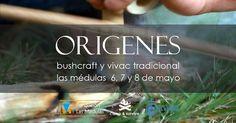 Ani4x4 Encuentro de bushcraft y vivac tradicional Las Medulas Leon