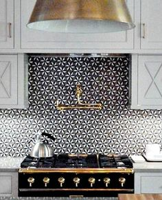 Bijou Backsplash Tiles | House & Home