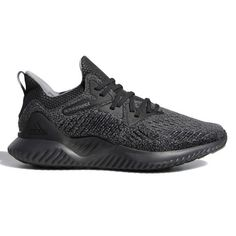 979aab5ca6bf7 Adidas AlphaBounce Beyond - Mens Running Shoes - Carbon Grey Black