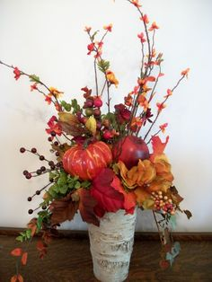 Autumn Harvest Centerpiece -  $64.99