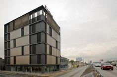 Remodelação do Edifício de Escritórios Fortius México / ERREqERRE Arquitectura y Urbanismo