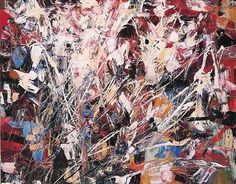 Riopelle. Follow the biggest painting board on Pinterest: www.pinterest.com/atelierbeauvoir