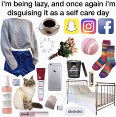 Lazy Day Outfits, Outfits For Teens, Cute Outfits, Aesthetic Fashion, Aesthetic Clothes, Estilo Goth Pastel, Teen Trends, Aesthetic Memes, Tumblr Outfits